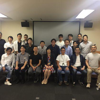 「全員経営の組織をつくる実践法」研修会を実施
