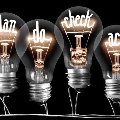PDCAを楽に回すための3つの工夫